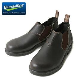 【スマホエントリでP10倍確定!12日 10時〜】Blundstone ブランドストーン BS1610 Stout Brown BS1610050 【アウトドア/靴/ローカット/ワーク/メンズ/レディース】