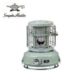 Sengoku Aladdin センゴク アラジン Portable Gas Stove ポータブルガスストーブ グリーン SAG-BF02(G) 【暖房/ヒーター/アウトドア】