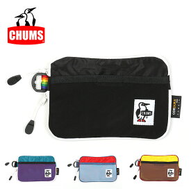CHUMS チャムス Stand Up Pouch S スタンドアップポーチ CH60-2857 【アウトドア/小物入れ/洗面用具/自立/旅行】【メール便・代引不可】