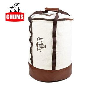 CHUMS チャムス× Mikan ミカン コラボ Multi Round Case マルチラウンドケース CH60-2954 【アウトドア/ストーブケース/かわいい/収納/キャンプ/アラジン】