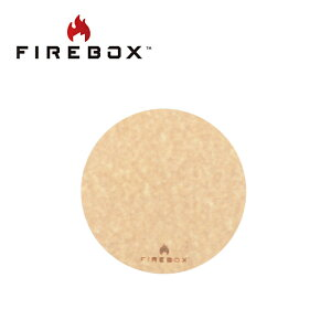 【10月25日限定 楽天カード使用でP最大8倍】FIREBOX ファイヤーボックス カッティングボードS FB-CBS 【鍋敷き/まな板/アウトドア/キャンプ/調理】