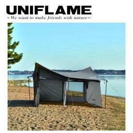 UNIFLAME ユニフレーム REVOウォール solo TAN 682067 【キャンプ/アウトドア/日よけ/シェルター】
