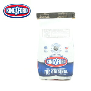 KINGSFORD キングスフォード オリジナルチャコール 4LB 1.81kg 【炭/網焼/焼き鳥/焼肉/アウトドア/キャンプ/火力安定】