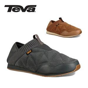 【8/1限定 エントリーでポイント最大12倍】TEVA テバ EMBER MOC SHEARLING エンバーモック シェアリング 1103239 【メンズ/スリッポン/スニーカー/アウトドア】