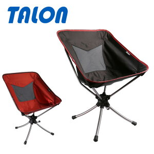 TALON タロン PIVOT CHAIR V2 Short ピボットチェアブイツーショート 【キャンプ/アウトドア/椅子/回転/軽量】