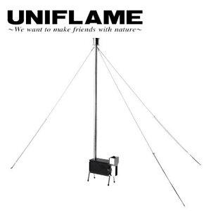 UNIFLAME ユニフレーム UF ペレットストーブ 689059 【焚き火/キャンプ/アウトドア】