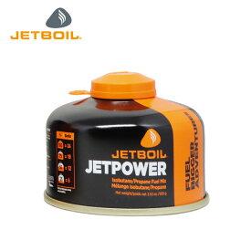 【9/19〜24お買い物マラソン限定★ポイント10倍】日本正規品 JETBOIL ジェットボイル JETBOIL ジェットパワー100G 1824332
