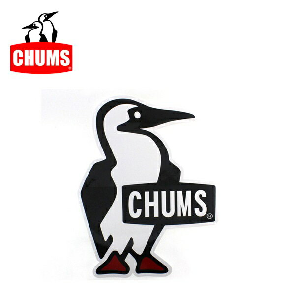 【楽天カード決済限定 P最大9倍! 12/8 10時〜】【ステッカー3000円以上購入で送料無料】チャムス chums ステッカー ビッグ ブービー バード Sticker Big Booby Bird シール ロゴステッカー ch62-0088