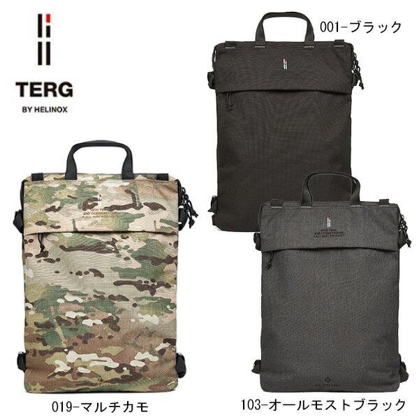 TERG/ターグ ディバック オールウエイスクエア/1993 0004 リック トートバック