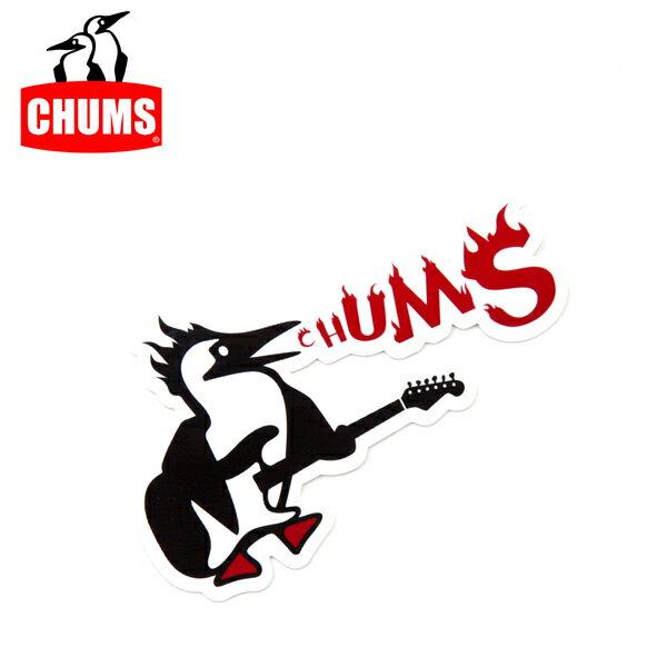【ステッカー3000円以上購入で送料無料】チャムス chums CHUMS Sticker Rock Booby ステッカー ロックブービー正規品 ch62-0047
