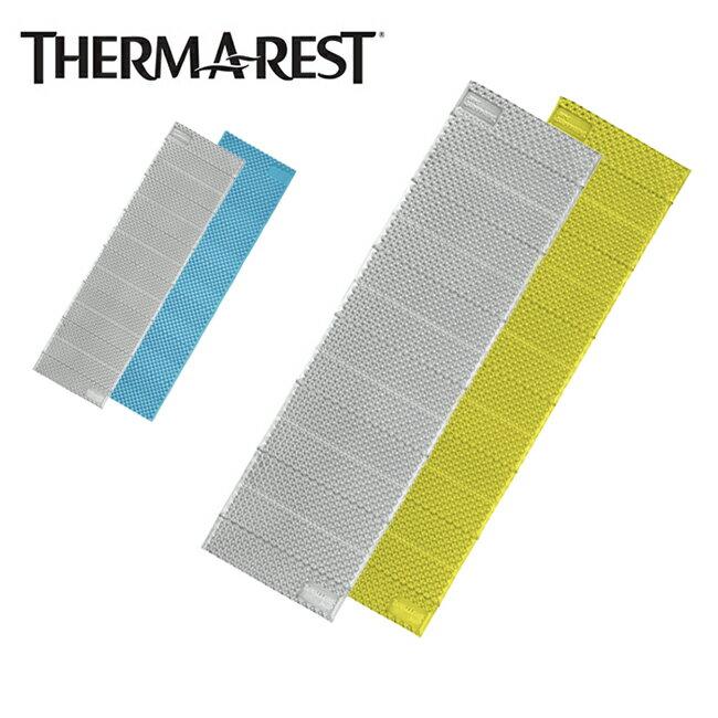 THERM A REST/サーマレスト マットレス Zライト ソル レギュラー シルバー/レモン
