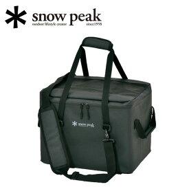Snow Peak スノーピーク ウォータープルーフギアボックス 1ユニット BG-021 【収納/ケース/防水】