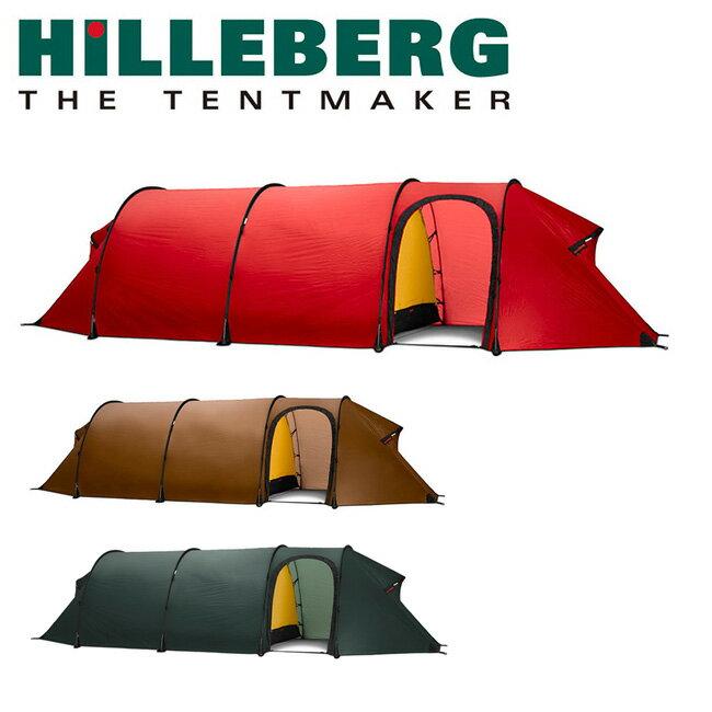 HILLEBERG ヒルバーグ テント トンネル型 アウトドア オールシーズン ケロン4 GT 12770013 【TENTARP】【TENT】