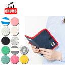 【メール便発送・代引き不可】チャムス chums モバイルケース Notebook Style Mobile Case Sweat ノートブックスタイルモバイル...