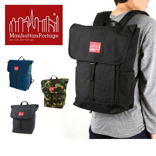 【日本正規品】 マンハッタンポーテージ ManhattanPortage ワシントンSQ バックパック Washington SQ Backpack リュック mp1220|通勤|通学|ファッション|人気|おしゃれ|メンズ|レディース|
