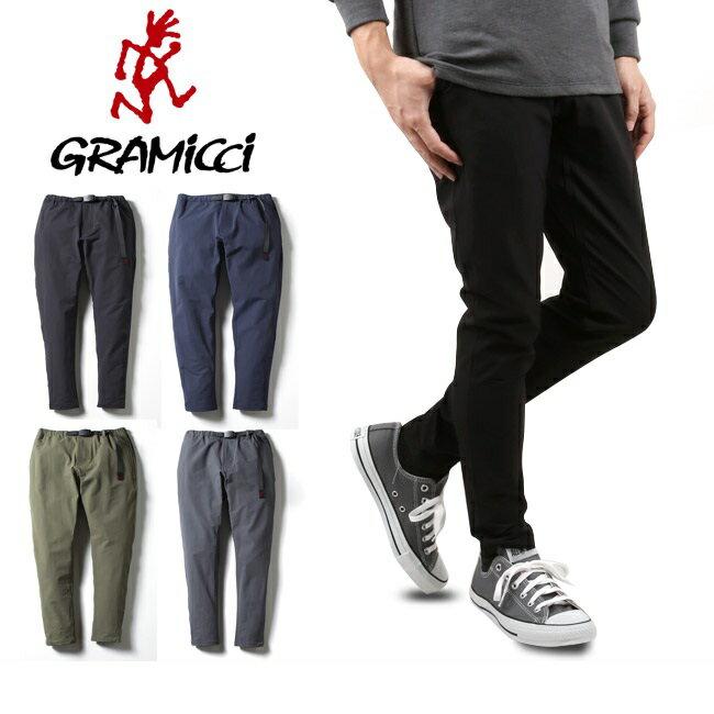 グラミチ GRAMICCI パンツ 4WAY ST SLIM PANTS GMP-17F009 【服】 ボトムス アンクル丈 くるぶし丈 コットンパンツ クライミング ファッション