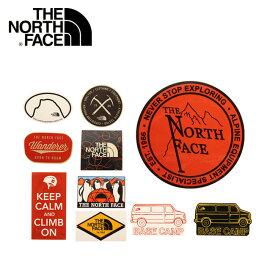 【ステッカー3000円以上購入で送料無料】 THE NORTH FACE ノースフェイス ステッカー TNFプリントステッカー Tnf Print Sticker NN31710 【NF-HEAD・ACC】【メール便発送350円・代引不可】