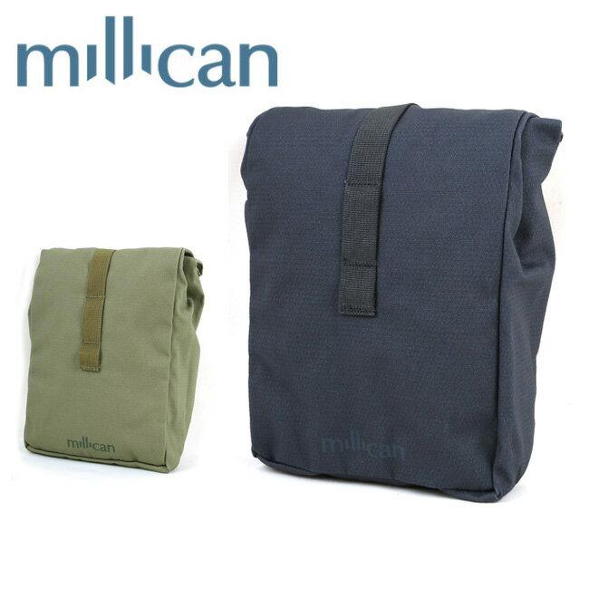 ミリカン millican ポーチ Smith Utility Pouch 2.5L M336 【カバン】 アウトドア トラベル 耐候性