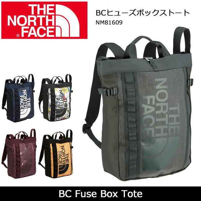 ノースフェイス リュック THE NORTH FACE トートバック BCヒューズボックストート BC Fuse Box Tote NM81609【NF-BAG】