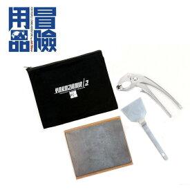ヨコザワテッパン 鉄板 ハーフモデル Yokozawa/2 【BBQ】【GLIL】バーベキュー用品 焼肉 アウトドア キャンプ BBQ