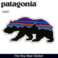 パタゴニアPatagoniaFitzRoySticker92067【雑貨】ステッカーシール日本正規品
