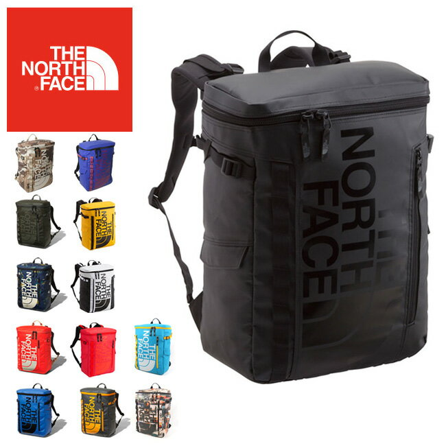 ノースフェイス THE NORTH FACE バックパック BCヒューズボックスツー BC Fuse Box II NM81817 【NF-BAG】日本正規品