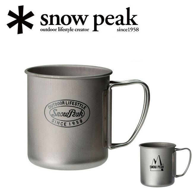 スノーピーク (snow peak) 60周年記念 チタンシングルマグ300 E-151/E-152/E-153/E-154 【SP-TLWR】マグ カップ テーブルウェア