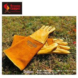 【楽天カード使用でP7倍 11/19 20時から】Oregonian Outfitters オレゴニアン アウトフィッターズ グローブ Work&Fire Glove OCG-702 【BBQ】【CZAK】アウトドア キャンプ バーベキュー 焚き火