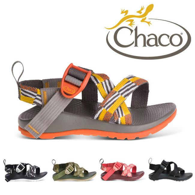 Chaco チャコ サンダル キッズ Z/1 エコトレッド Kids Z1 ECOTREAD 12367013 【靴】日本正規品 アウトドア スポーツサンダル