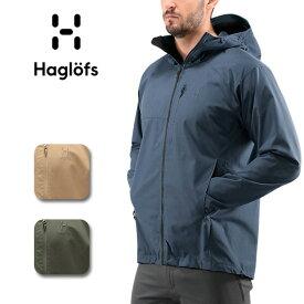 HAGLOFS/ホグロフス ジャケット TRAIL JACKET MEN 603975 【服】メンズ アウター 防寒