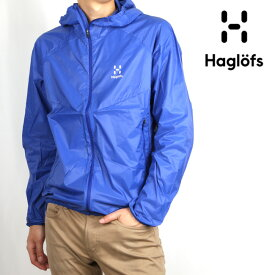 【期間限定エントリーでP10倍!9月19日20時〜】HAGLOFS/ホグロフス ジャケット SKOLD HOOD MEN 603885 【服】メンズ アウター 超軽量