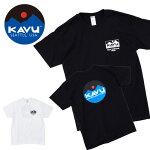 KAVU/カブーTシャツCircleLogoTeeサークルロゴTシャツ19820841【服】【t-cnr】メンズ【メール便・代引不可】