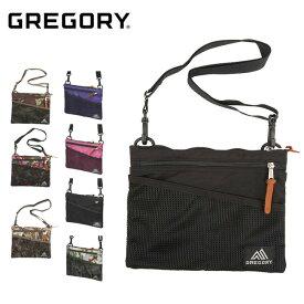 GREGORY グレゴリー クラシックサコッシュM CLASSIC SACOCHE M 【日本正規品/サコッシュ/カバン/鞄/メンズ/レディース】