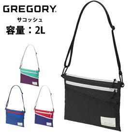 GREGORY グレゴリー サコッシュ LT M SACOCHE LT M 【日本正規品/サコッシュ/カバン/鞄/メンズ/レディース】