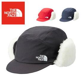 THE NORTH FACE ノースフェイス WOOL EAR CAP ウールイヤーキャップ(ユニセックス) NN41804 【日本正規品/キャップ/防風性/寒冷地仕様】