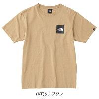 THENORTHFACEノースフェイスS/SBOXLOGOTEEショートスリーブボックスロゴティー(メンズ)NT81838【日本正規品/Tシャツ/アウトドア/タウンユース】
