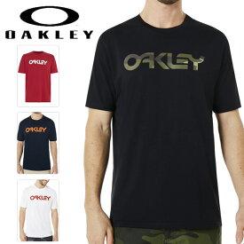OAKLEY オークリー Mark II Tee 457133 【日本正規品/Tシャツ/アウトドア/タウンユース】【メール便・代引不可】