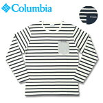 ColumbiaコロンビアYongeStreetLongSleeveCrewヤングストリートロングスリーブクルーPM1489【Tシャツ/クルーネック/アウトドア】