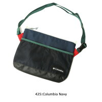 ColumbiaコロンビアStuartConeSacocheスチュアートコーンサコッシュPU8345【アウトドア/ショルダー/サコッシュ】