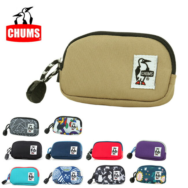 CHUMS/チャムス Eco Coin Case/エココインケース/CH60-0853/ (メール便発送)