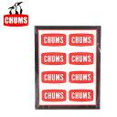 【ステッカー3000円以上購入で送料無料】CHUMS チャムス Sticker CHUMS Logo Mini ステッカーチャムスロゴミニ 正規品…