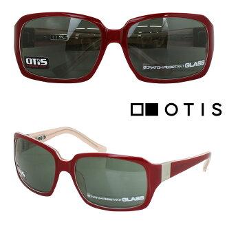 [最大2000日元OFF优惠券]奥蒂斯OTIS太阳眼镜红宝石白人分歧D[S20]