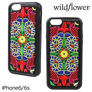 wildflowerワイルドフラワーiPhone6sケースiPhone6iPhone6アイフォン6sアイフォン6スマホハンドメイドジョーゼットレディースあす楽