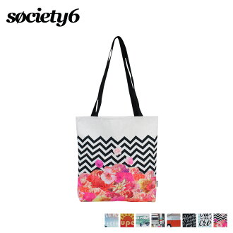 Bag Society6 sosaetysix tote bags women's