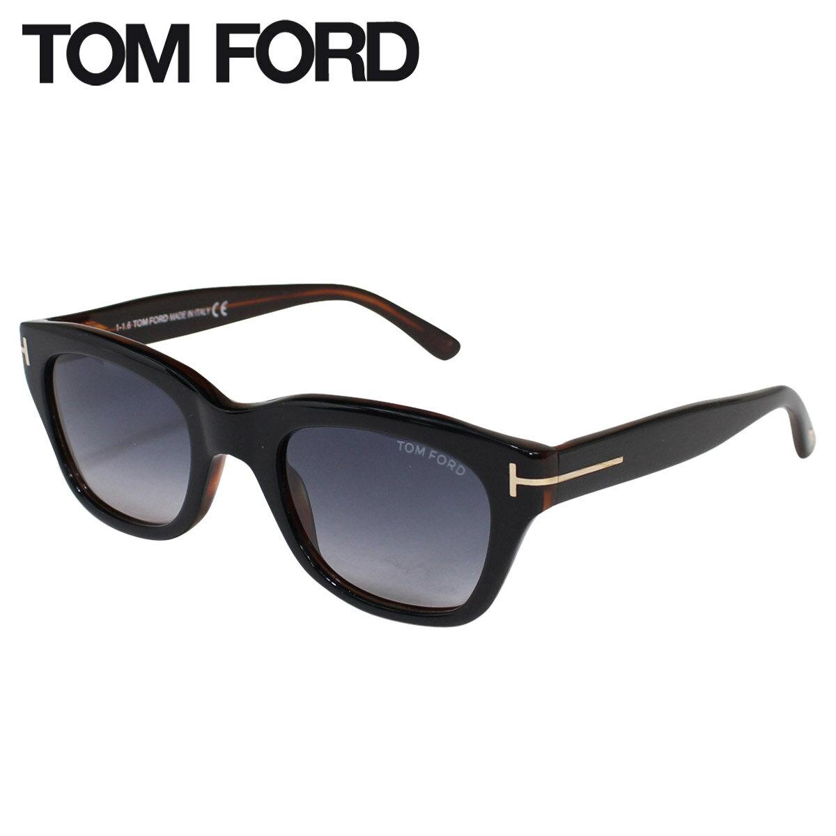 トムフォード TOM FORD サングラス メンズ レディース アイウェア SNOWDON SUNGLASSES FT0237 イタリア製 【決算セール】