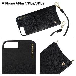 BANDOLIERバンドリヤーiPhone77Plus6sケーススマホアイフォンプラスレザーメンズレディース[予約商品9/5頃入荷予定再入荷]