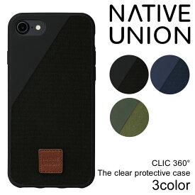 ネイティブユニオン NATIVE UNION スマホ 携帯 ケース iPhone 8 7 ケース アイフォン キャンバス メンズ レディース