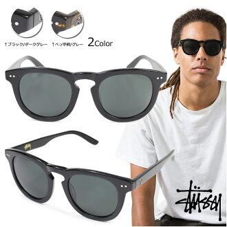 ステューシー STUSSY sunglasses men gap Dis UV cut Luigi LUIGI SUNGLASS eyewear EYEWEAR black tortoiseshell pattern [7/12 Shinnyu load]