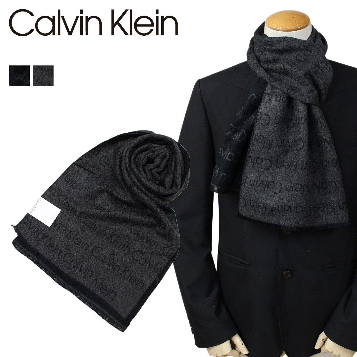 カルバンクライン マフラー メンズ Calvin Klein CK ビジネス カジュアル HKC73660 [12/12 追加入荷]