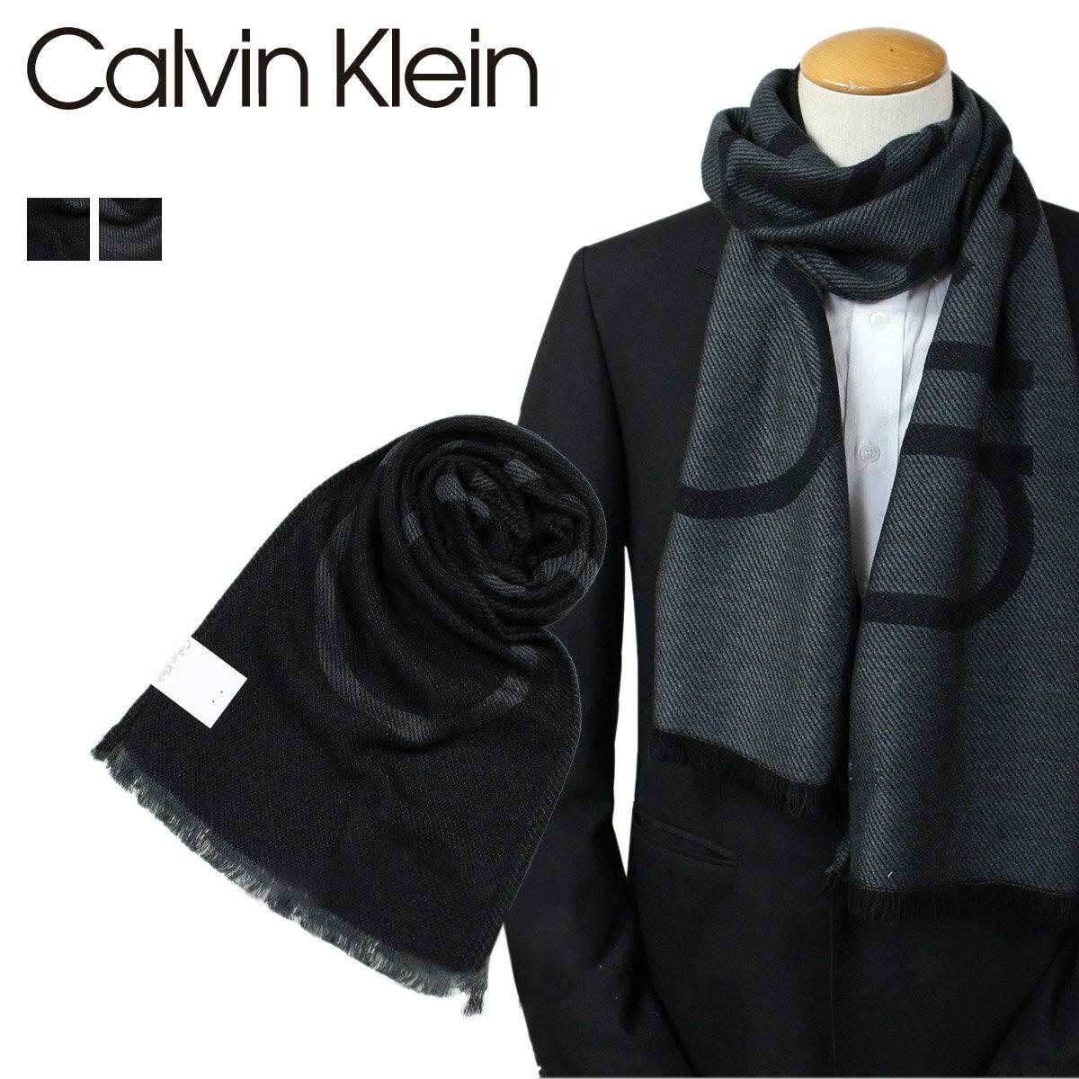 カルバンクライン マフラー メンズ Calvin Klein CK ビジネス カジュアル HKC73621 [12/12 追加入荷]